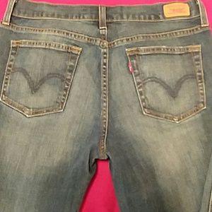 😎 Levi's 505 straight leg jeans